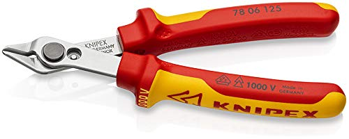 KNIPEX 78 06 125 Electronic Super Knips® VDE 125 mm
