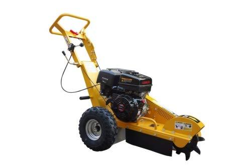 GSF-1500B&S Stubbenfräse Baumstumpffräse Wurzelfräse Gartenfräse mit 15 PS Benzinmotor