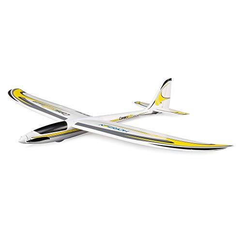 E-flite RC Flugzeug Conscendo Evolution 1,5m BNF Basic (Sender, Akku und Ladegerät nicht im Lieferumfang...