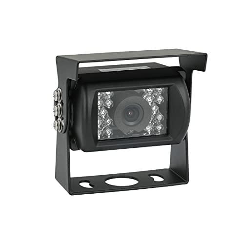 VSG24 23123 – Wohnmobile Starter Rückfahrkamera, Transporter Kamera inkl. Adapter Kabel, 600TV Auflösung,...