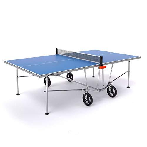 Vermont TS100 Tischtennisplatte für den Außenbereich - in blau