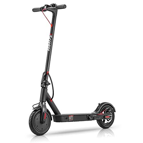 E Scooter 25 km/h, Elektroroller für Erwachsene Last 120kg , 350W Motor   bis zu 25km Reichweite   7.8AH...
