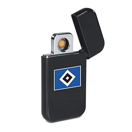 Hamburger SV USB Feuerzeug Glühspirale   Elektronisches USB-Feuerzeug aufladbar   HSV Elektronisches...