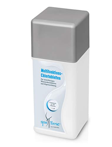 Bayrol SpaTime Multifunktions-Chlortabletten 20g