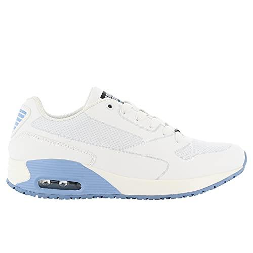 Safety Jogger Oxypas Damen Arbeits-Sneaker, Blau, 40 EU