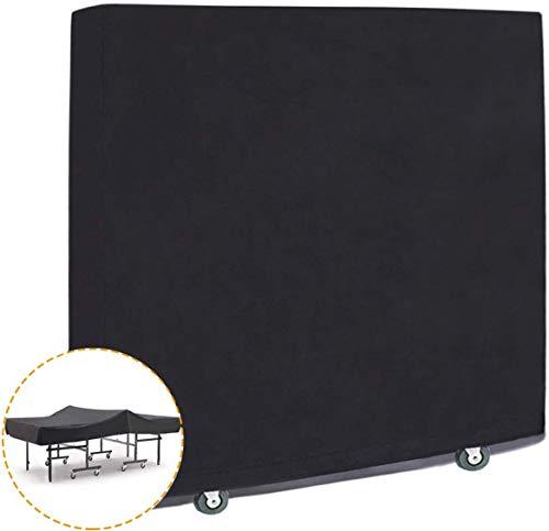 Minetom Tischtennisplatte Abdeckung Schutzhülle für Tischtennisplatte wasserdichte Tischtennisabdeckung|...