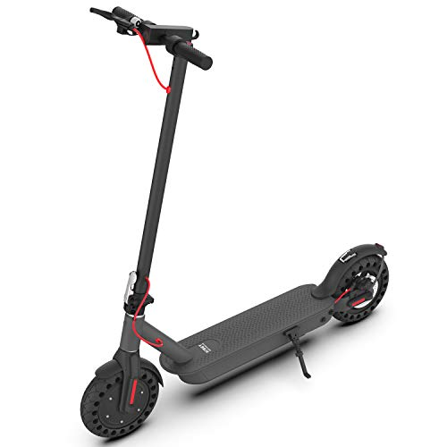 Hiboy S2 Pro E Scooter - 10'Vollreifen - 40km Langstrecken- Und 25 Km/h Klappbarer Pendler-Elektro Scooter...