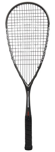 Unsquashable Squashschläger Inspire Y-8000, Long-String, 100% Carbon4 mit Kevlar, Profiracket mit max. Power,...