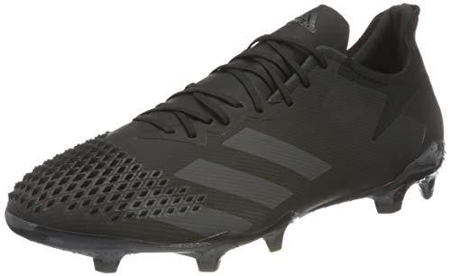 adidas Herren Predator 20.2 Firm Ground Fußballschuh, CBLACK,Dgsogr 44 EU,43 1/3 EU