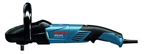 Bosch Professional Polierer GPO 14 CE (1.400 Watt, Leerlaufdrehzahl 750-3.000 min-1, inkl. Zusatzhandgriff,...