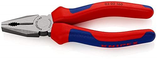 KNIPEX Kombizange (160 mm) 03 02 160, Mehrfarbig