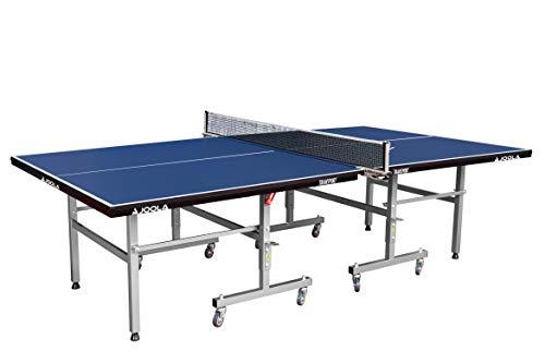 JOOLA Tischtennistisch Transport Indoor Tischtennisplatte Schul- und Vereinssport - Transportsystem -...