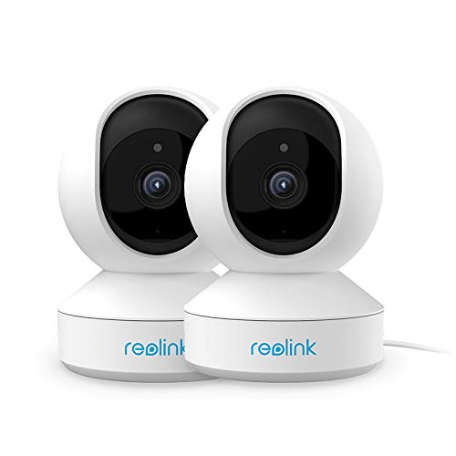 Reolink WLAN Kamera schwenkbar mit 3MP HD, 2,4GHz WiFi Überwachungskamera innen Handy mit...
