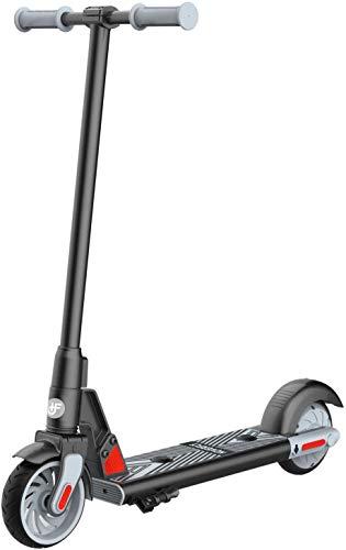 Elektro Scooter für Kinder, HOVERFLY GKS Elektro Kinderroller ab 6 bis 12 Jahren, Electric Roller 12 km/h, 6'...