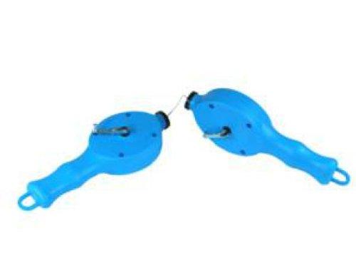 Duo Schlagschnurgerät 30 m Doppelschlagschnurgerät für den Dachdecker