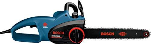Bosch Professional 0601597703 Kettensäge GKE 40 BCE, 40 cm Kette, Schwert Double Guard 40cm, 2.100...