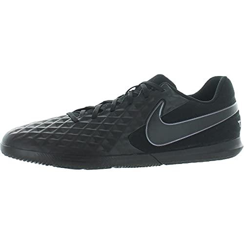 Nike Herren At6110-010_43 indoor football trainers, Schwarz, 43 EU