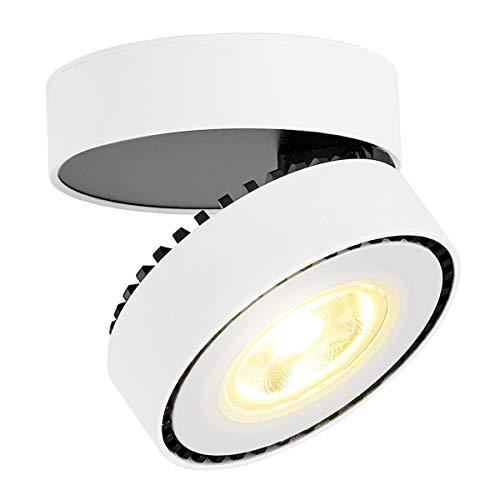 LANBOS 12W LED Aufbauleuchte Deckenleuchte/Deckenspots, Deckenfluter, Deckenstrahler, Decken-Lampe,...
