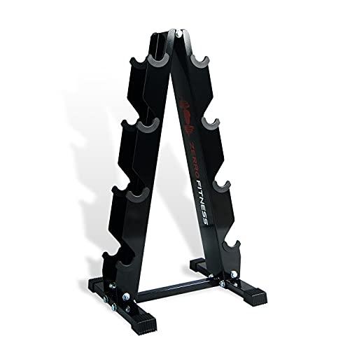 CCLIFE Kurzhantel Rack Professional Hantelständer Hantelablage 300kg Belastbarkeit