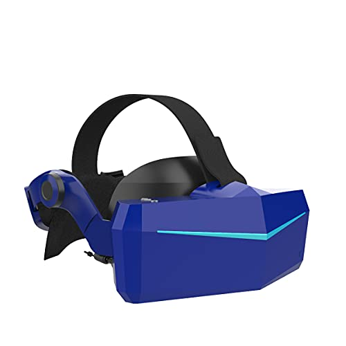 Pimax VR Brille, Vision 8K Plus VR Headset with 4K CLPL Displays, 200 Degrees FOV, Fast-Switched Gaming RGB...