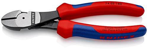 KNIPEX Kraft-Seitenschneider (180 mm) 74 02 180