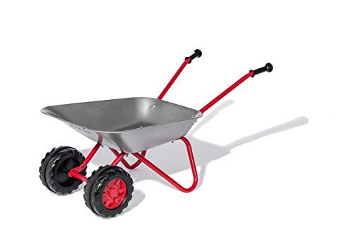Rolly Toys Schubkarre rollyMetallschubkarre (mit Doppelrad, komfortable Griffe, bis zu 25 kg belastbar, ab 2...