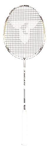 Talbot-Torro Badmintonschläger Isoforce 1011.8, 100% Carbon4, ultraleichte 80g Gesamtgewicht durch...