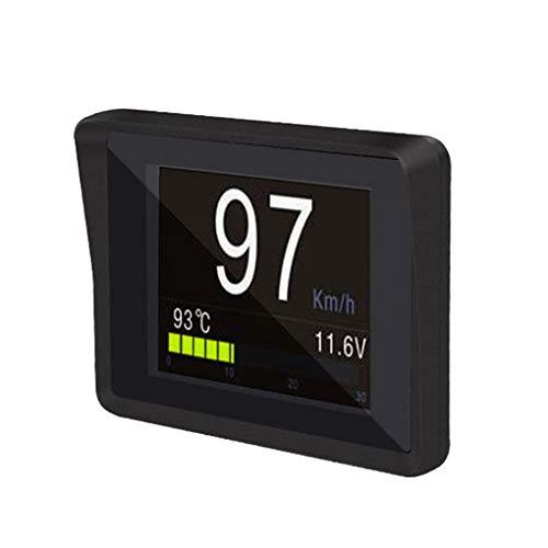 OBD2 HD TFT Auto Geschwindigkeit Windschutzscheibe Projektor Head-Up Display Tachometer Auto Alarm OBD OBDii...