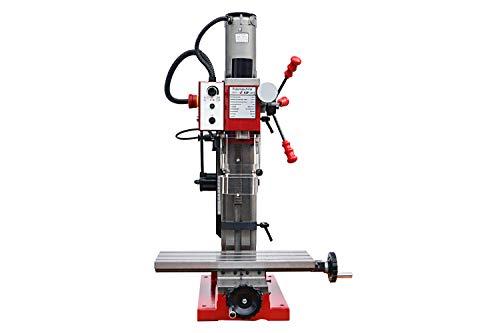 PAULIMOT Bohr-/Fräsmaschine SIEG X2P mit 230 Volt Motor