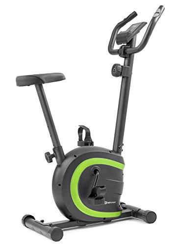 Hop-Sport HS-015H Heimtrainer Fahrrad für Zuhause - kompaktes Fitnessbike ideal für Senioren -...