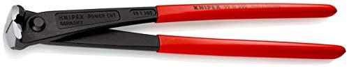KNIPEX Kraft-Monierzange hochübersetzt (300 mm) 99 11 300, Mehrfarbig