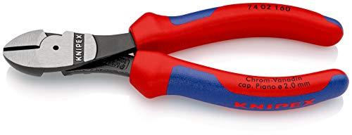 KNIPEX Kraft-Seitenschneider (160 mm) 74 02 160