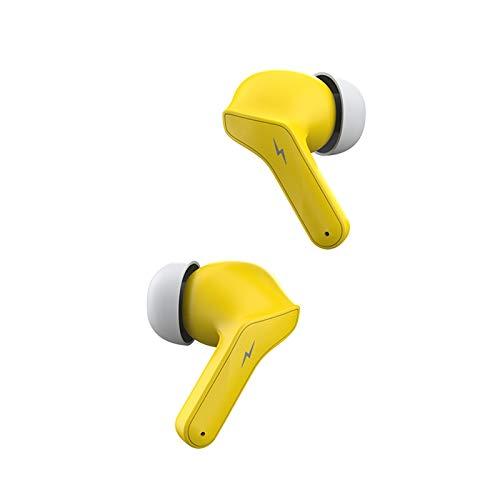 Drahtlose Kopfhörer Bluetooth-Headset mit Lärmunterdrückungung Bluetooth-Headset Wireless 5.0 Gaming-Spiele...