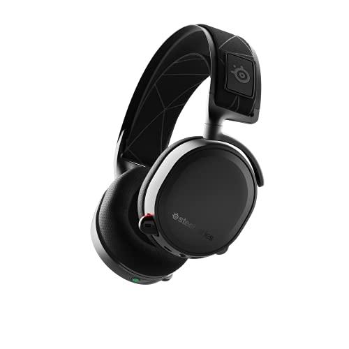 SteelSeries Arctis 7 - Gaming Headset - verlustfreies und drahtloses - DTS Headphone:X v2.0 Surround - für...