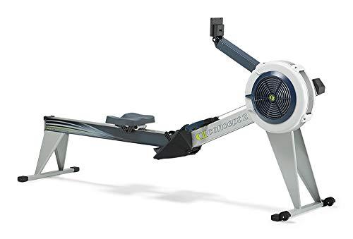 Concept2 Rudergert Indoor Rower Modell E mit PM5 grau