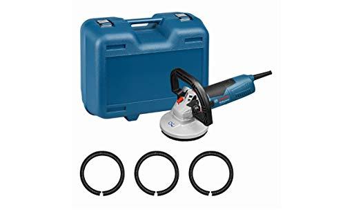 Bosch Professional Betonschleifer GBR 15 CA (1.500 W Nennaufnahmeleistung, 9.300 min-1 Leerlaufdrehzahl, 125...