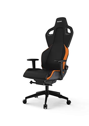 RECARO Exo Gaming Chair | Sunset Orange – Ergonomischer, atmungsaktiver Gaming-Stuhl mit Feinjustierung -...