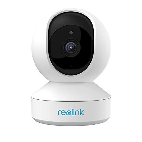 Reolink 5MP PTZ Überwachungskamera WLAN Kamera Innen, 355°/50° schwenkbare WiFi IP Kamera mit 3X optischem...