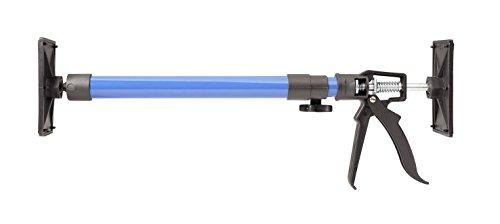 kwb Stabile Montage-Stütze bzw. Teleskop-Stütze, kurz, 50 bis 115 cm ausziehbar, bis 30 kg belastbar,...