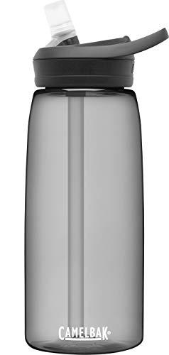 CAMELBAK Unisex– Erwachsene Eddy Trinkflasche, Charcoal, 1000 ml