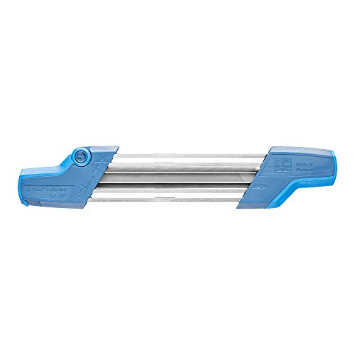 PFERD Kettensägeschärfgerät CHAIN SHARP CS-X, Feilen-ø 5,16 mm, 11098051 – Sägezahn und Tiefenbegrenzer...