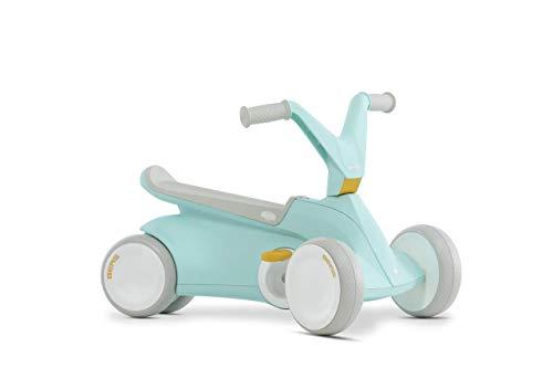 Berg 24.50.02.00 GO² 2in1 Rutschauto | Rutscher und Laufrad, Kinderrutscher, Kinderauto mit Ausklappbare...