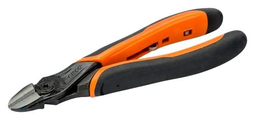 Bahco 2101G-140 BH2101G-140C Seitenschneider Ergo mit progressiven Schneiden 140mm, Multi, 5 1/2 inches