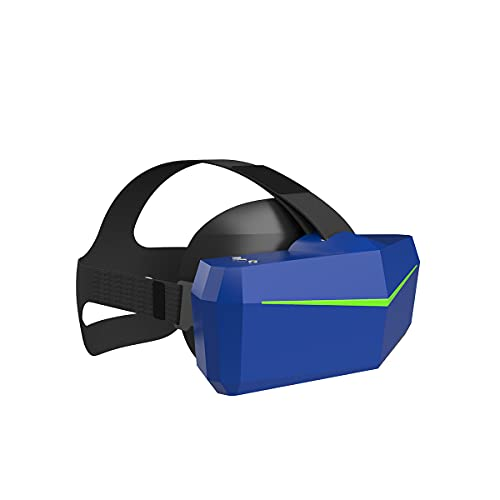 Pimax Artisan VR Headset with Wide 170°FOV, Dual 1700x1440 Resolution Panels, Fast-Switched Gaming Panels for...