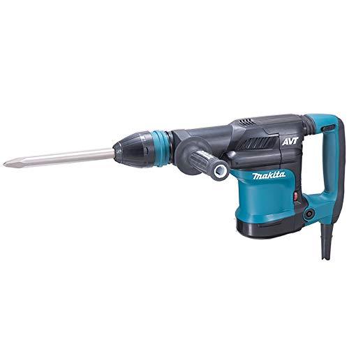Makita HM0871C Stemmhammer für SDS-MAX 1.110 W, Schwarz, Blau
