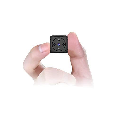 Mini Kamera, MHDYT HD 1080P Super Kleine Nanny Cam, Tragbare Mikro Überwachungskamera mit Bewegungsmelder und...