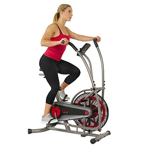 Sunny Health & Fitness Motion Airbike