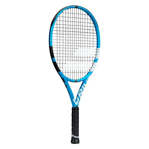 Babolat Kinder Tennisschläger Pure Drive Junior 26' besaitet hellblau (299) L0