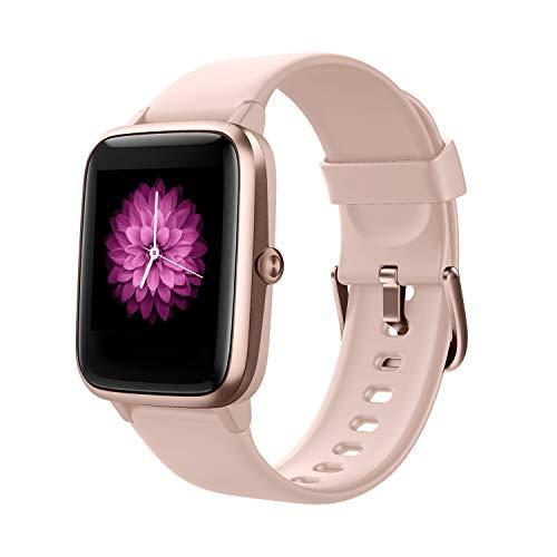 Smart Watch Fitness Tracker Fitness Armband mit herzfrequenz,Smart Watch IP68Wasserdicht Fitness Uhr,Voller...