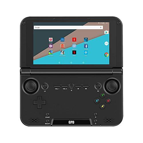 GPD XD Plus-Android-Tablet - MediaTek MT8176 Quad-Core-CPU; 4 GB RAM; 32 GB Speicherplatz; W-LAN ; 5...
